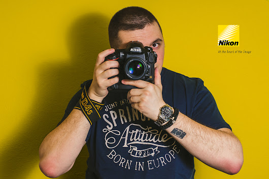 Nikon & ja u Atini – Dejan Djuric // Wedding + Documentary Photographer