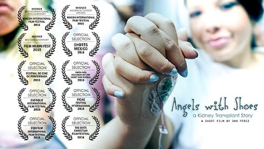 Angels with Shoes (A Kidney Transplant Story) | A Short Documentary Film