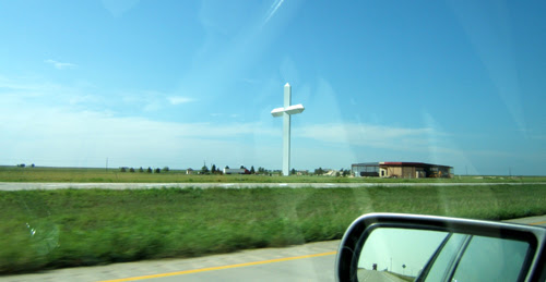 largest cross texas