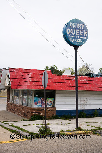 Old-Fashioned Dairy Queen, Est. 1947, Clinton County, Ohio