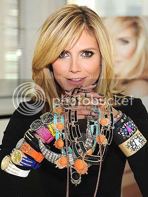 Heidi Klum Second Jewelry Collection
