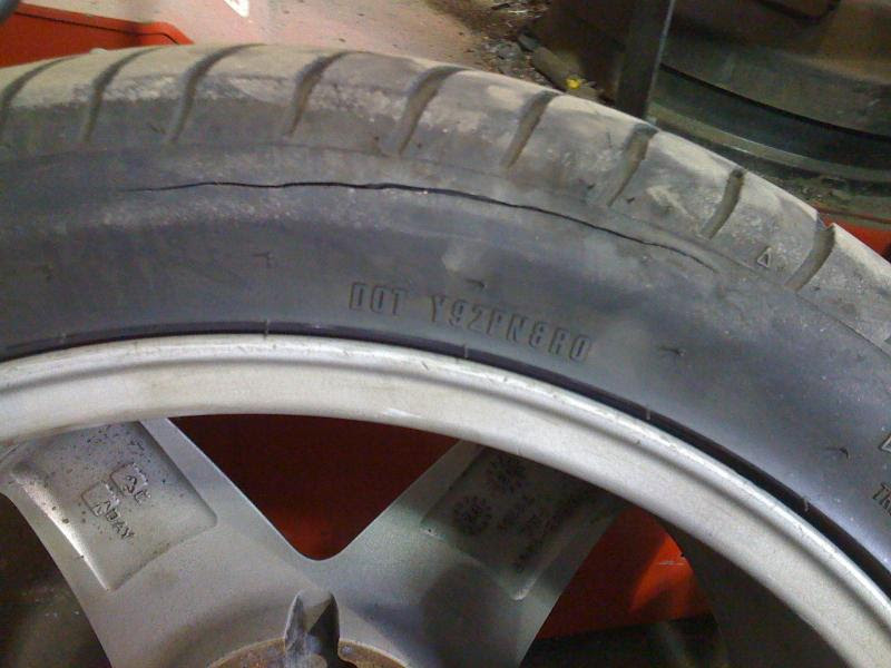 Tire Failure Riken Raptor Page 2 Mbworld Org Forums