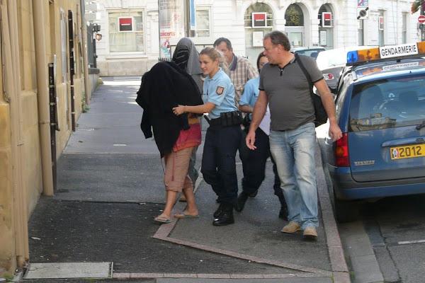 ac40110c80f58 La mère du bébé retrouvé dans un coffre de voiture en Dordogne devant les  Assises de Corrèze