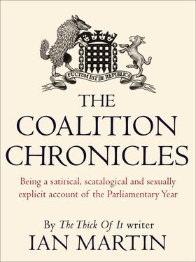 Book Launch With The Thick Of It S Swearing Consultant Ian Martin Unite Parliamentary Staff Branch