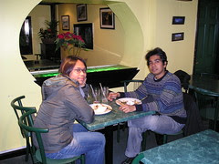 Restoran Mawar, London, UK
