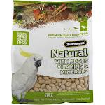 ZuPreem Natural Bird Food, Large,3 lb.