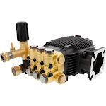 Erie Tools 3.1 GPM 3000 PSI Triplex Pressure Washer Pump 3400 RPM
