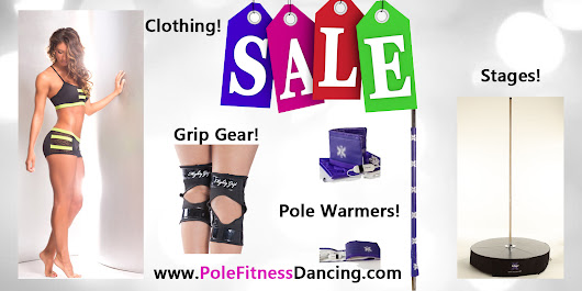 More Discounts For Christmas 2017! | The Pole Fitness Oasis