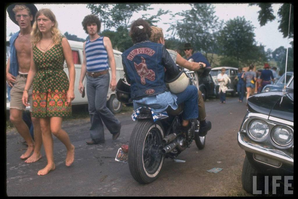 O festival de Woodstock em números e imagens 37