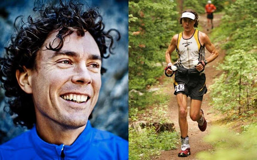 Scott Jurek Ultramarathoner shares vegan Recipes