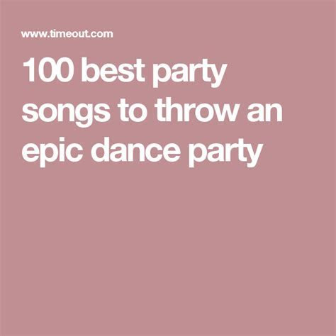 The 100 best party songs ever made   DJ Peter Weddings