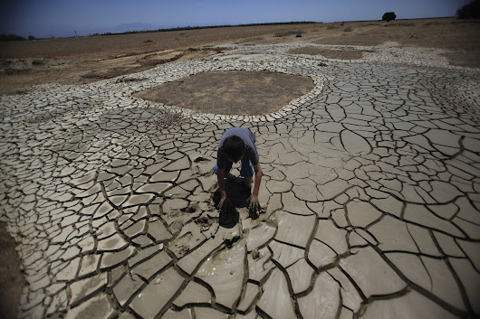 California breaks drought record as 58% of state hits driest level