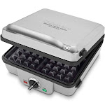 Cuisinart WAF-300 Waffle Maker - Brushed Stainless Steel