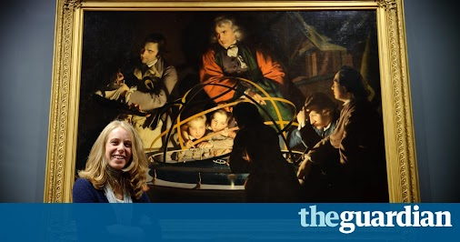 #Derby and the threat to Joseph Wright collection Derby Museum