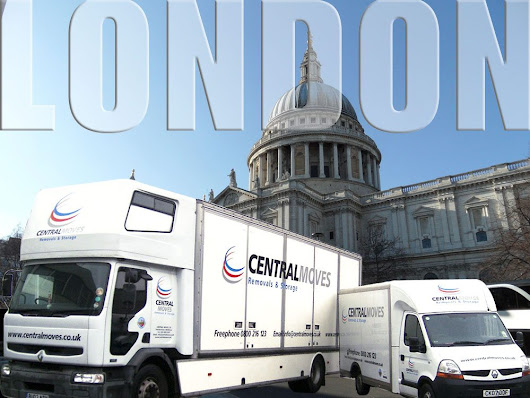 UK Local House Removals | House Removals London | Central Moves