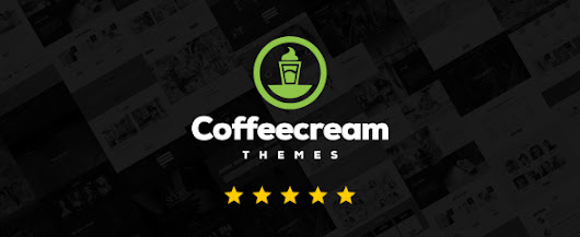 Coffeecream's profile on ThemeForest