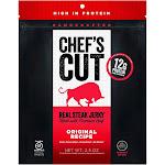 Chef's Cut Real Steak Beef Jerky - Original Recipe