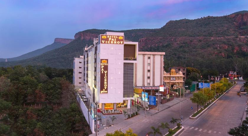 Hotel Pai Viceroy Tirupati is a wonderful accommodation comprised of modern amenities.