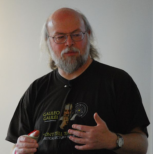 Legendary computer scientist James Gosling joining Amazon Web Services – GeekWire