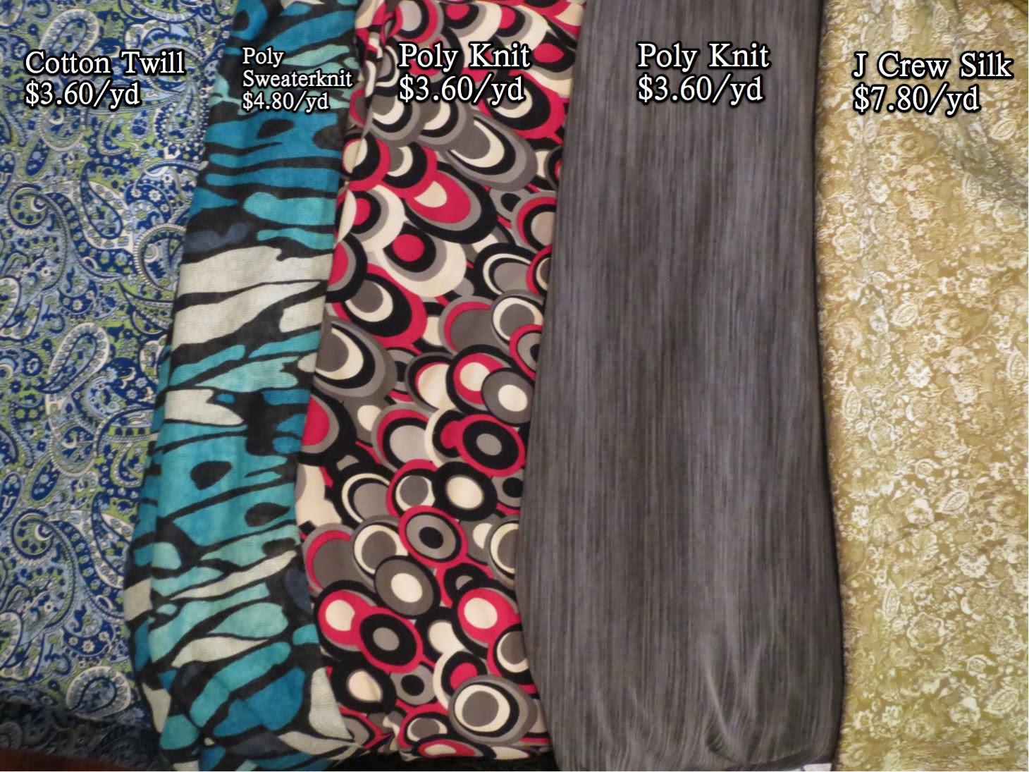 Fabric Mart 10-2013 40% Off Sale