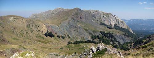 Souflikas peak