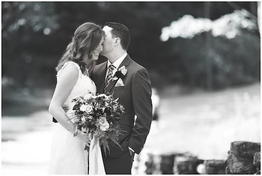 Sarah and Matt's LakeFalls Lodge Wedding | Nelson NH