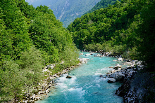 Soča Valley: Exploring Slovenia's wild side on the ultimate green road trip | The Independent