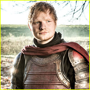 Ed Sheeran's 'Game of Thrones' Cameo Revealed!