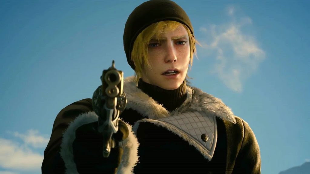 Prompto gets one last shot when Episode Prompto launches in two weeks screenshot