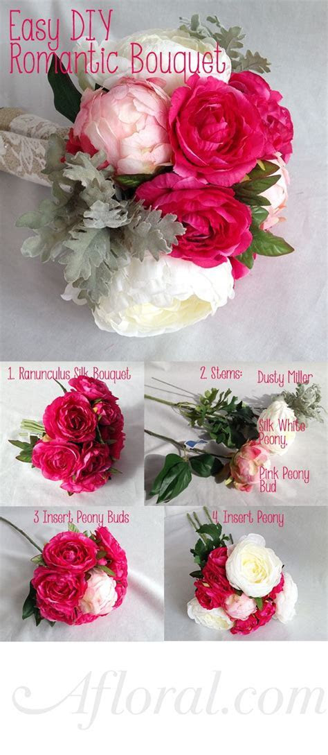 Best 25  Fake flower bouquets ideas on Pinterest   Fake