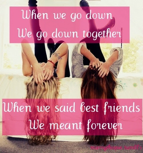 Cute Best Friends Forever Quote Quote Number 605358 Picture Quotes