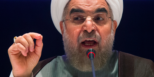 MORGAN STANLEY: Iran is the biggest thing for the global economy since the Berlin Wall fell