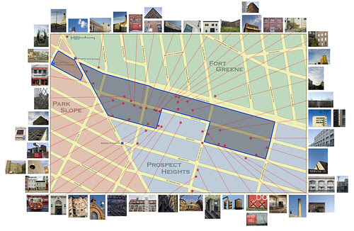 Atlantic Yards photo map