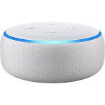 Amazon Echo Dot (3rd Generation) Sandstone White