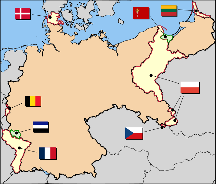 Germany after Versailles