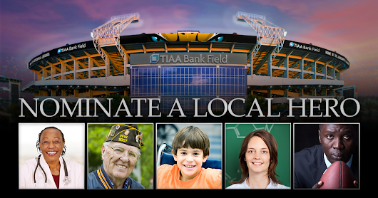 Nominate a Local Hero to Win Them FOUR Tickets to a Jaguars Game