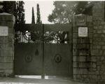 Portail du Cimetiere juif