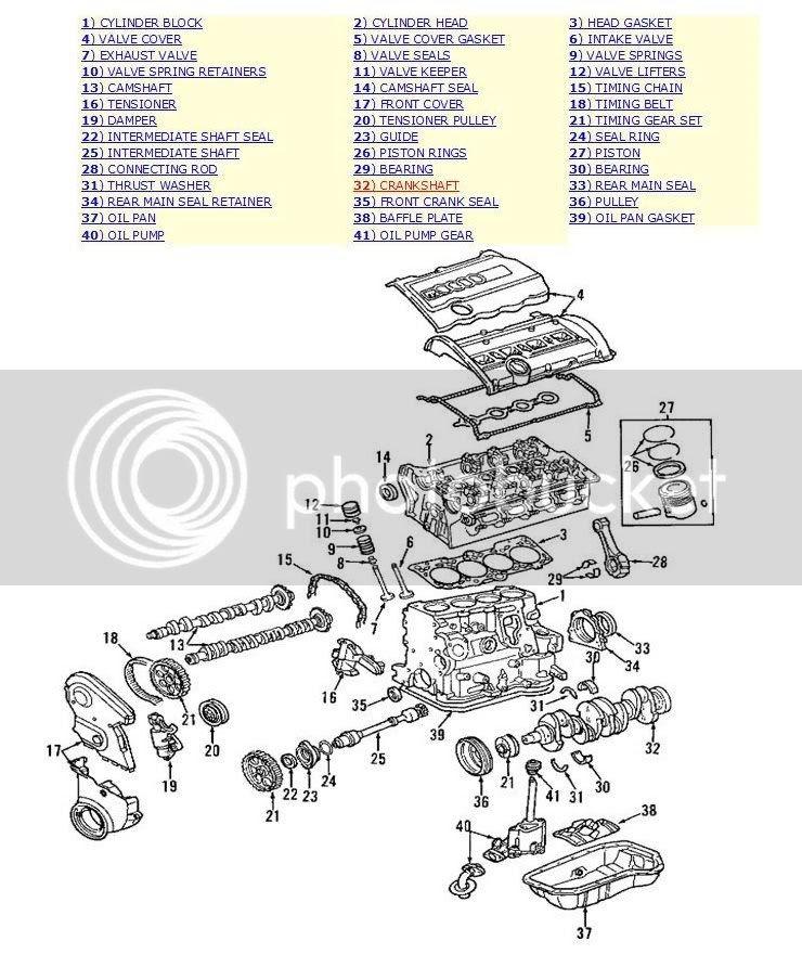 audi 2 8 12 valve engine diagram image 4