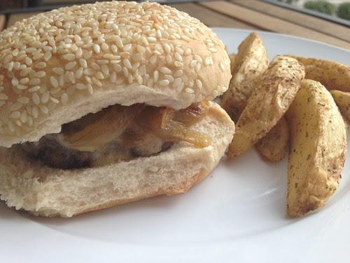 horseradish burger2