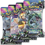 Pokemon Sun & Moon - Celestial Storm Sleeved Booster Pack