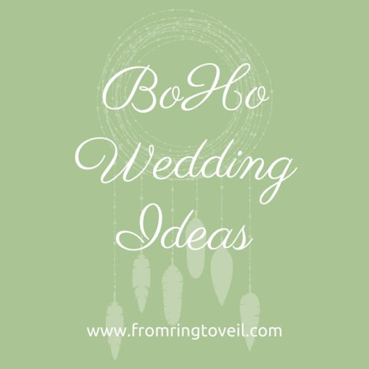 119 - BoHo Wedding Ideas | From Ring to Veil Wedding Planning Podcast