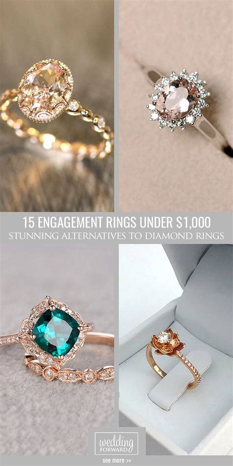 1000  ideas about Bohemian Engagement Rings on Pinterest