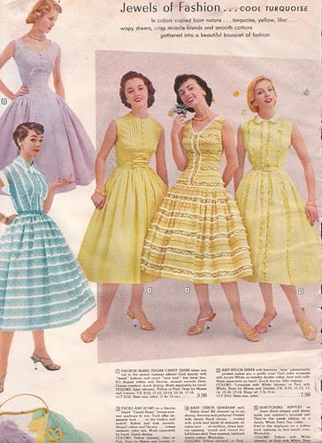 Spiegel Catalog Scan, Spring/Summer 1956