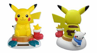 Pikachu Nohohon Christmas version