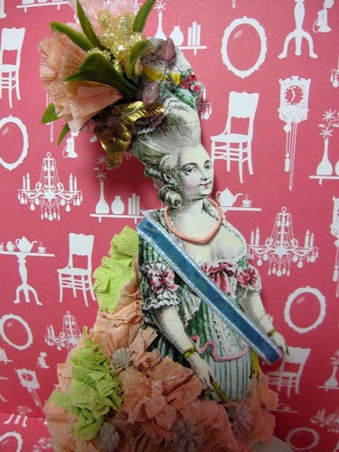 Cupcake Liner Doll, Fashion! 3