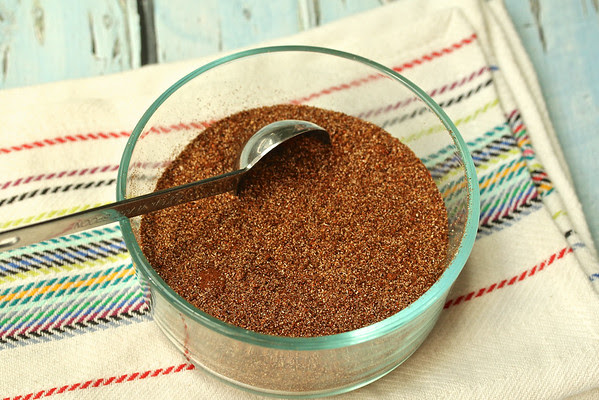 Homemade Taco Seasoning for Mini Tacos