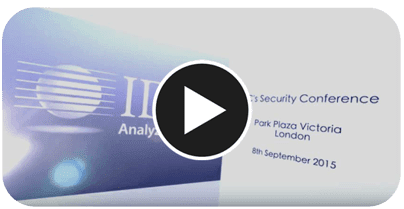IDC's Digital Security Conference