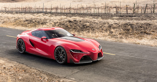 New Toyota Trademark Could be the Revived Supra | AutoMall.com