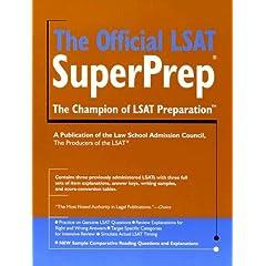 Official LSAT SuperPrep
