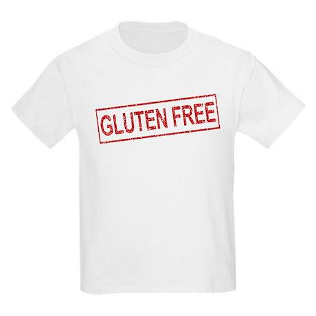 ss-gluten-free Kids Light T-Shirt ss-gluten-free T-Shirt ...